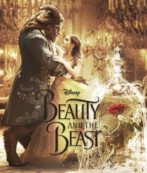 Beauty And The Beast 2017 Lights Camera Disney